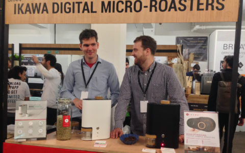 IKAWA+Coffee+Micro+Roasters+exhibiting+at+London+Coffee+Festival.jpgIKAWA+Coffee+Micro+Roasters+exhibiting+at+London+Coffee+Festival