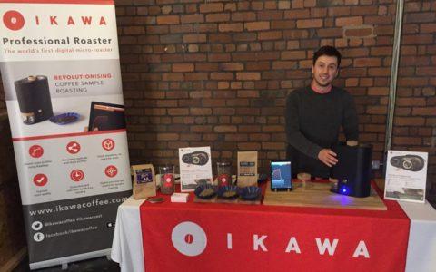 IKAWA+Stand+at+Cup+North